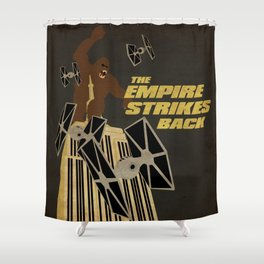 The Empire Strikes Back ver.2 Shower Curtain
