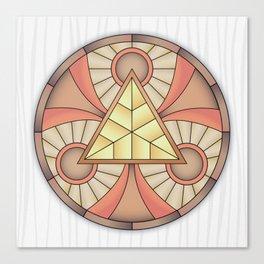 Mandala Abundance Canvas Print