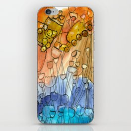 Mary, Mary, Quite Contrary iPhone Skin