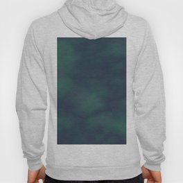 Dark blue and green marble Hoody