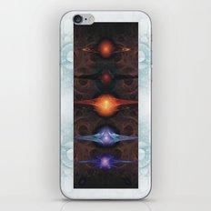Radiant Suns iPhone & iPod Skin