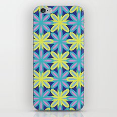 Bright tiles iPhone & iPod Skin