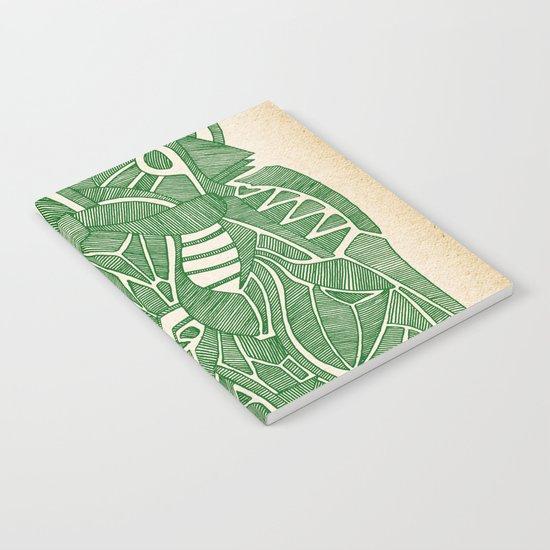 - green hope - Notebook