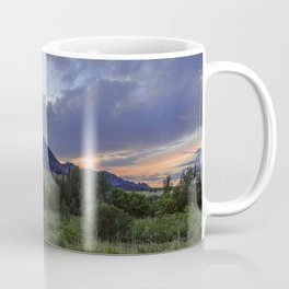 South Boulder Sunset Vista Coffee Mug