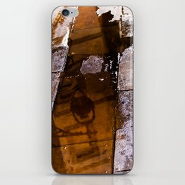 BCN pavement iPhone Skin