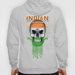 To The Core Collection: India Hoody