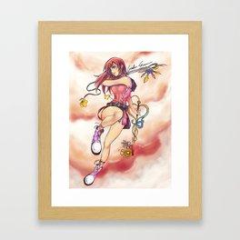 Kairi Framed Art Print