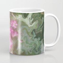 Pretty Love Flowers Coffee Mug