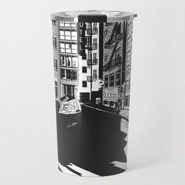 Noir City Travel Mug