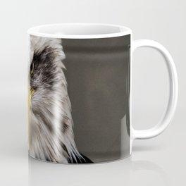 Mean Bald Eagle Coffee Mug