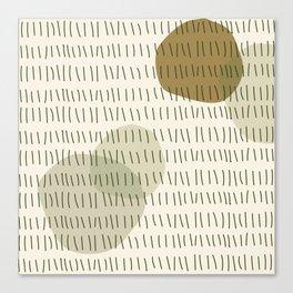 Coit Pattern 22 Canvas Print