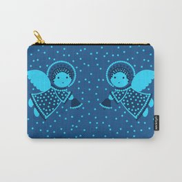 Angels on the deep blue Carry-All Pouch