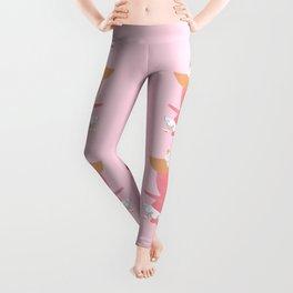3 Little Piglets Ballerina Leggings