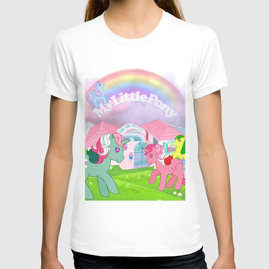 g1 my little pony by gertee