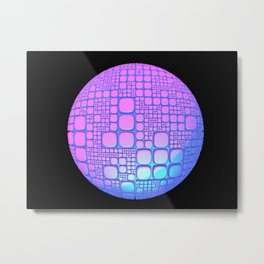 Mod ball 3 Metal Print