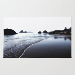 This is why at Moonstone Beach Trinidad California Rug