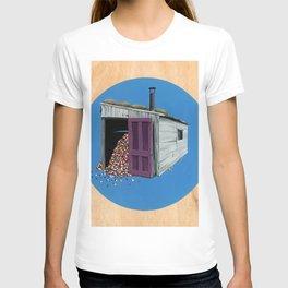 Sheds & Shacks | No:2 T-shirt