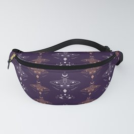 Metaphys Moths Fanny Pack