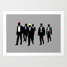 Every Doctor Has His Day Art Print
