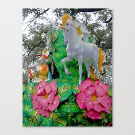 As Rare as a Unicorn Canvas Print