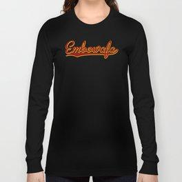 EMBOWAFA Long Sleeve T-shirt