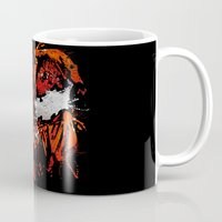 carnage Mugs featuring Carnage - Spider-man by SEANLAR94