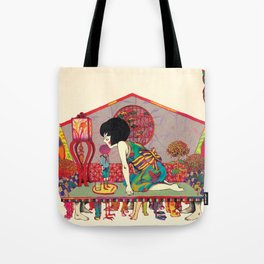 My sweet boy Tote Bag