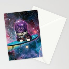 Spacesurfer Bruce Stationery Cards