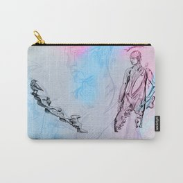 John and the Jackdaw Carry-All Pouch