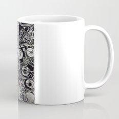 White/Black #2  Mug