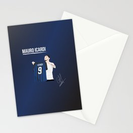 Mauro Icardi - Inter Stationery Cards