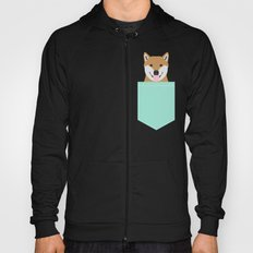 Cassidy - Shiba Inu gifts for dog lovers and cute Shiba Inu phone case for Shiba Inu owner gifts Hoody