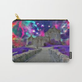Space Castle Carry-All Pouch