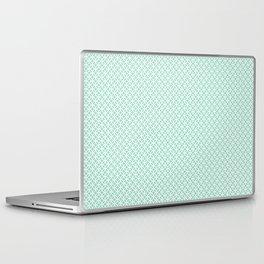 Patterns & Mint Laptop & iPad Skin