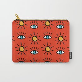 Eyes of the sun Carry-All Pouch