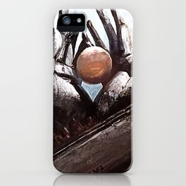 Workers Movement iPhone Case