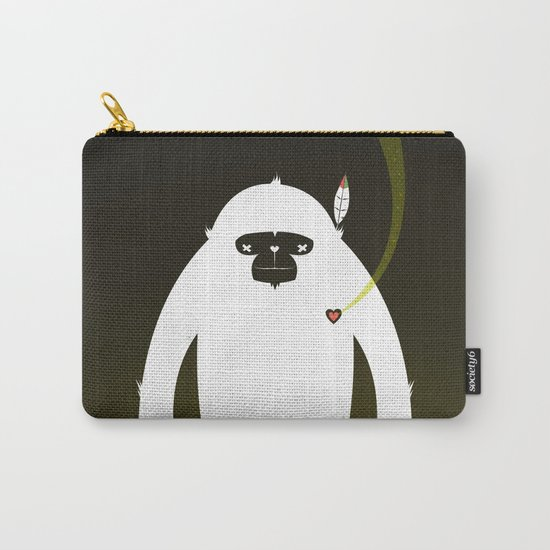 PERFECT SCENT - BIGFOOT 雪人 . EP001 Carry-All Pouch