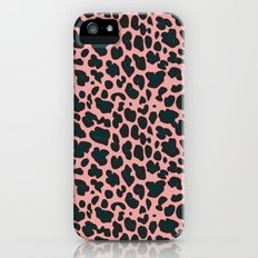 sexy leopard Slim Case iPhone (5, 5s)
