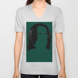 Snape and you Unisex V-Neck