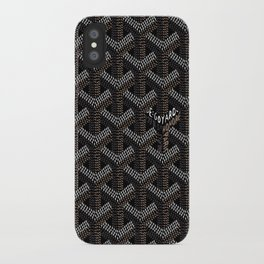 goyard iPhone Case