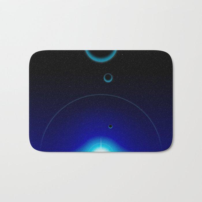 Solar Scene Bath Mat