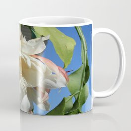 Night blooming cereus full color Coffee Mug