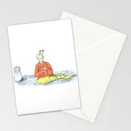Thich Quang Slug Stationery Cards