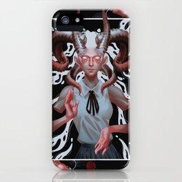 PREY iPhone Case
