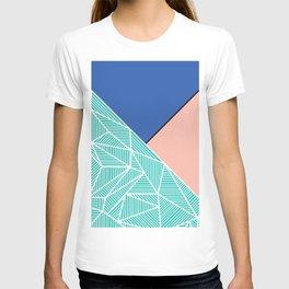 B Rays Geo 4 T-shirt