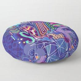 BE YOURSELF Floor Pillow