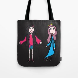Lalala | Elisavet and Sofia Tote Bag