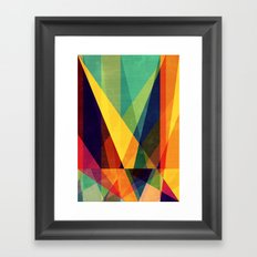 Shine one me Framed Art Print