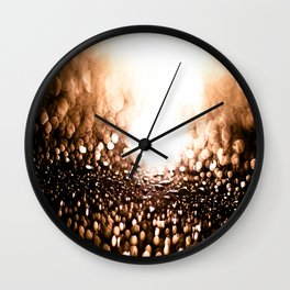 bokeh Wall Clock