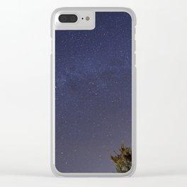 Stars over Alachua Clear iPhone Case